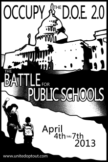 The Battle for Public Education